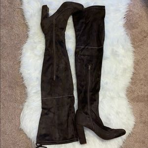 Liliana Over the Knee Boots | Size 10
